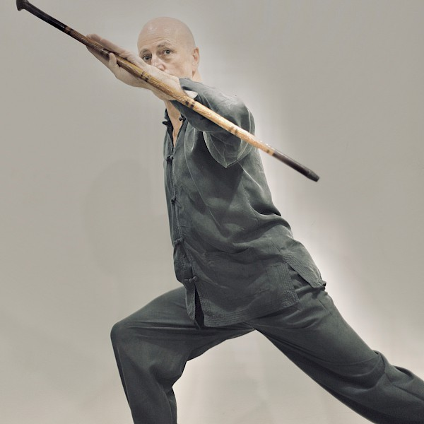 cancelled  ::: Tai Chi 4 Immortal Cane Form - Walking Stick  :::   13th-14th June 2020